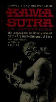 The Kama sutra of Vatsyayana : Vatsyayana : Free Download & Streaming : Internet Archive