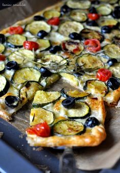 Vegetarian Recipes, Cooking Recipes, Healthy Recipes, Cheat Meal, Vegetable Pizza, Food Inspiration, Good Food, Food And Drink, Homemade