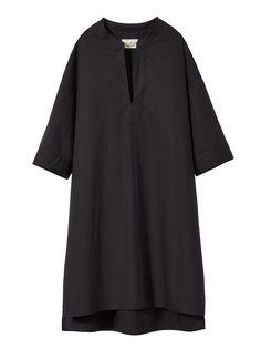 Nili Lotan Zadie Dress in Black