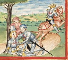 Pontus und Sidonia — Stuttgart (?) - Werkstatt Ludwig Henfflin,  um 1475  Cod. Pal. germ. 142  Folio 78v