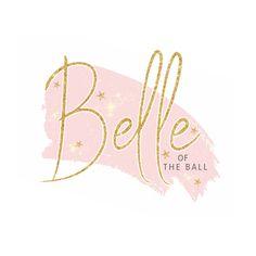 Beauty Logo, Business Logo, Pink And Gold, Logos, Instagram, Logo, Legos