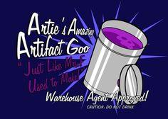Just Add Artifact!
