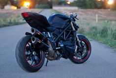 Ducati Streetfighter 848 - next on my new toy list... If daddy says yes