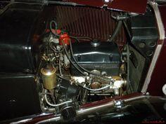 lancia augusta 1936  motore