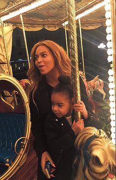 Blue Ivy Is Too Cute For Words in New Vacation Pictures With Beyoncé: The Carters have taken over Italy!