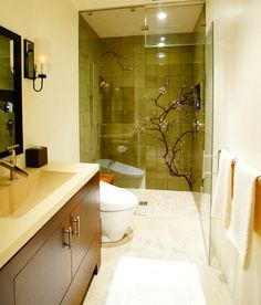 Bathroom Design San Francisco Mesmerizing Spolyar  Contemporary  Bathroom  San Francisco  Malcolm Davis Decorating Design