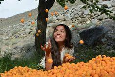 Young lady in Hunza valley Pakistan ❤ Hunza Valley, Gilgit Baltistan, Sight & Sound, Okra, Pumpkin, Lifestyle, Blog, Outdoor, Beautiful