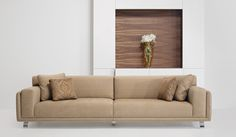 MOYA living :: OLIVE sofa and STAR wallsystem Sofa, Couch, Living Room, Furniture, Home Decor, Settee, Settee, Decoration Home, Room Decor