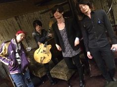 [Alexandros]2014/5/3 JAPAN JAM 出陣!