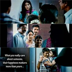 Sad Love, Love You All, What Is Love, Tamil Movie Love Quotes, Movie Quotes, Love Images, Love Photos, Qoutes For Him, Movie Collage