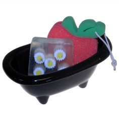 Ceramic Mini Bath - Black Our beautiful ceramic mini baths are perfect for storing bath gift sets with products such are soaps, sponges, bath bombs Bath Bombs, Mini, Baby Shoes, Soap, Bathroom Stuff, Ceramics, Baths, Gifts, Black