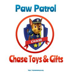 If you're looking for #PAWPatrol Chase toys, you'll find all the NEW and existing Chase PAW Patrol #toys for your little PAW Patrol fans. There are some really awesome gift for #kids that are crazy over PAW Patrol Chase. http://mymamameya.org/paw-patrol-chase-toys/