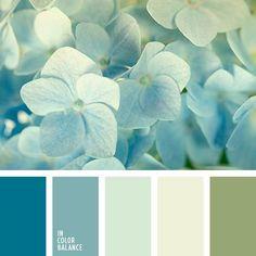 Цветовая палитра №3838