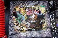 ARTISTE OUVRIER. Rue Amelot Paris