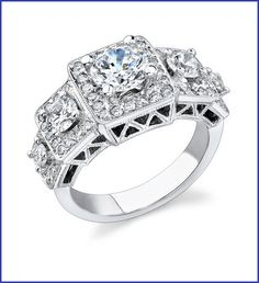Collection Here 1.10 Ct Natural Diamond Rings Solitaire Rings Solid 14k Gold Ring Size M P Possessing Chinese Flavors Fine Rings