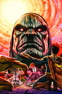 Fight one is no omega effect for darkseid. Fight two darkseid has omega effect but,team has one week of prep to counter it. Arte Dc Comics, Comic Book Villains, Dc Comics Characters, Comic Book Heroes, Dc Heroes, Comic Book Artists, Comic Books Art, Comic Art, Hero Arts