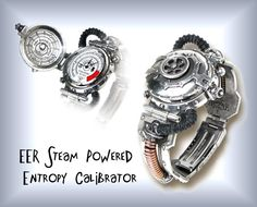 EER Steam Powered Entropy Calibrator