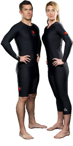 Clothes that measure your exercise efficiency in a way that regular heart rate monitors are uncapable of.