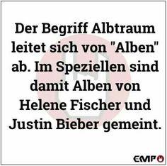 Justin Bieber ist ganz gut, aber Helene Fischer<<Nein, sie machen beide schlechte Musik