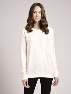 This sweater seriously feels like you're floating on a marshmallow cloud. I know we exaggerate a lot, but it's real!