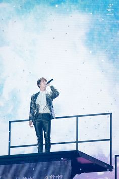 [170218-19] 2017 BTS LIVE TRILOGY EPISODE III: THE WINGS TOUR IN SEOUL Jin | 김석진