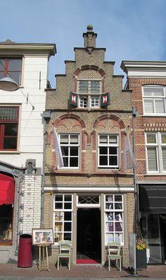 Dordtse gevel Dordrecht - Vriesestraat 132