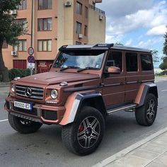 Mercedes Jeep, Mercedes G Wagon, My Dream Car, Dream Cars, Carros Bmw, Lux Cars, Car Goals, Best Luxury Cars, Fancy Cars