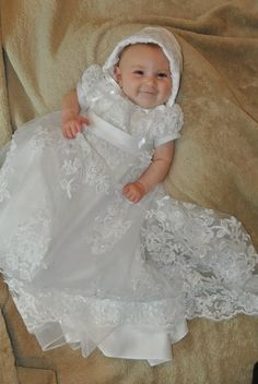 Hey, I found this really awesome Etsy listing at https://www.etsy.com/listing/192807607/isabellas-custom-christening-or-baptism