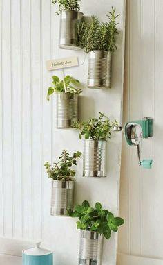 Nueva tendencia decorativa, jardines verticales interiores   Decorar tu casa es facilisimo.com