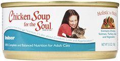 Chicken Soup for the Cat Lovers Soul Canned Cat Food for Adult Cat Hairball Chicken Flavor Pack of 24 55 Ounce Cans * Continue to the product at the image link.Note:It is affiliate link to Amazon.
