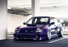 You can just park this in my driveway, thanks. -Subaru WRX