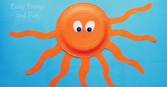 Octopuses are one of the most intelligent creatures in the ocean and they look kind of awesome – so why not make a octopus paper plate craft! Paper plate crafts are great for all ages – you can make super simple crafts with preschoolers and more detailed projects with older kids! Let's make a paper …