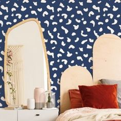 Explore a world of creative animal removable wallpaper prints. Shop a wide variety, from dog to zebra. Bring a playful chicness to your space. Mirror Closet Doors, Animal Print Wallpaper, Bedroom Decor, Wall Decor, Dynamic Design, Diy Wallpaper, Home Decor Styles, The Fresh, Your Space