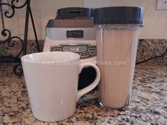 Vanilla Latte Shakeology Protein Shake