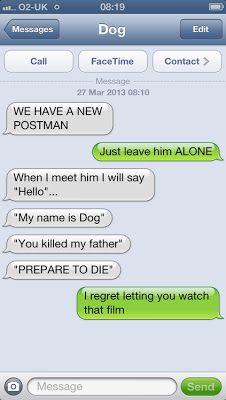 Ideas Funny Jokes For Teens Texts Phones For 2 - Textos Humor Español Funny Shit, Funny Dog Texts, Funny Texts Crush, Funny Text Fails, Funny Text Messages, Funny Dogs, The Funny, Hilarious Texts, Funny Stuff