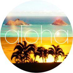 aloha means hello and goodbye. Oahu, Big Island, Island Life, Summer Of Love, Summer Fun, Summer Beach, Mahalo Hawaii, Hawaii Beach, I Need Vitamin Sea