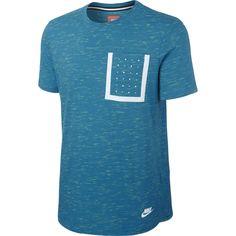 Мъжка тениска NIKE BONDED POCKET TOP