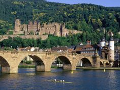 Das Heidelberger Schloss is a famous landmark of Heidelberg in Baden-Württemberg, Southwestern Germany. The castle ruins are among the most important Renaissance structures north of the Alps. The castle has only been partially rebuilt since its demolition in the 17th and 18th centuries.