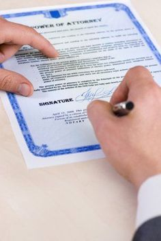What retirees should know about a Power of Attorney