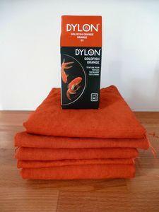 Idée serviettes de bain ? Teinture Dylon
