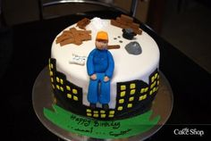 The Cake Shop : the Civil Engineer's cake