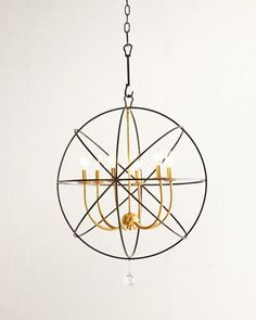 Gold+Orbit+Six-Light+Chandelier+at+Horchow.