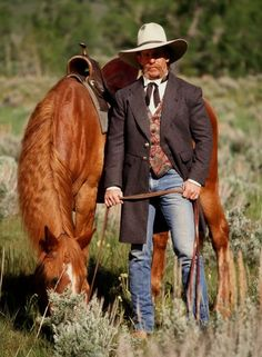this is what my man wants to wear, i love but with a green paisley vest.