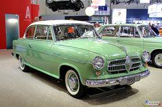 1955 Borgward Isabella | See more car pics on my facebook pa… | Flickr