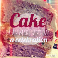 #Celebrate #Cake