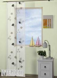 Splendid Curtain Stoff Silber 140 X 245 Cm Modern And Elegant In Fashion Home & Garden Window Treatments & Hardware