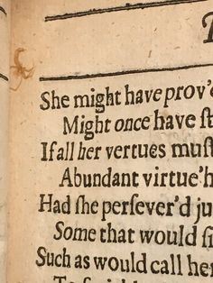 """Joshua Calhoun on Twitter: """"Smushed Spider in Donne Poems (1633): """"Sure, Cecily, this elegy is all abt *your* mortality"""" @MorganLibrary #spiders https://t.co/CYQlEg0LpV"""""""