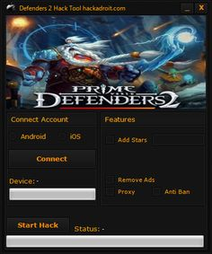 Defenders 2 Hack Download Android & iOS Add Stars Unlimited Free