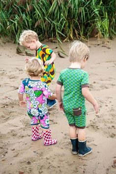 Aan vrolijke kleuren geen gebrek bij @4funkyflavours! In @hetlandvanooit kan je terecht voor hun baby- en peutercollectie. #4ff #4funkyflavours #hetlandvanooit