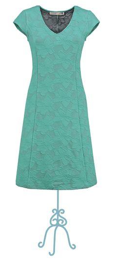 Dress Jasmine light green - Collectie Le Pep